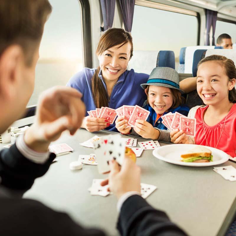 Amtrak Take 5 Discount
