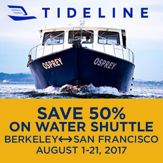 Save 50% On Water Shuttle