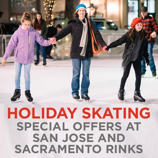 Save on Holiday Skating