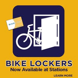 Bicycle Lockers Available